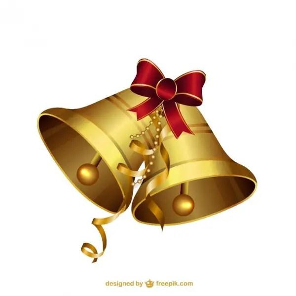 Christmas Bells Illustrations Free Vectors
