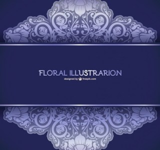 Floral Lace Vector Graphics Free Vectors