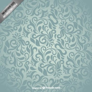 Grey Damask Pattern Vector Free Vectors