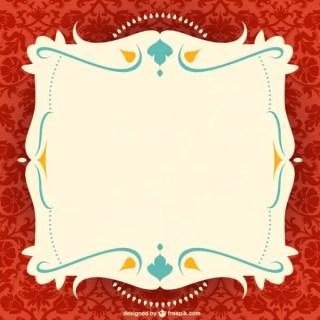 Ornate Frame Vector Free Vectors