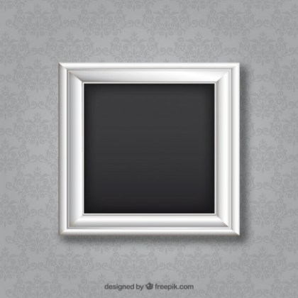 Silver Frame Free Vectors