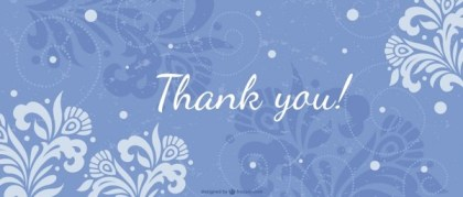 Thank You Vector Graphics Free Vectors
