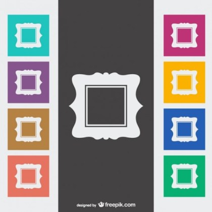 Vector Frames Free Download Free Vectors