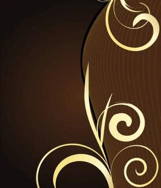 Swirl Background free vector