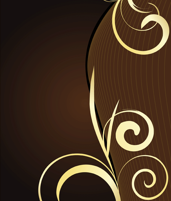 Swirl Background free vector