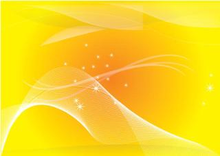 Yellowish Orange Background