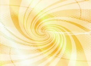 Abstract orange swirl background