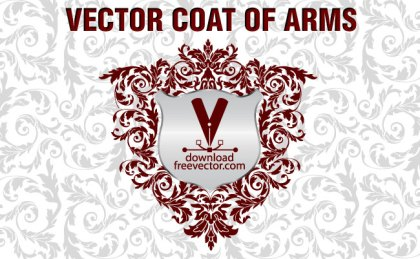 Coat Of Arms Free Vector