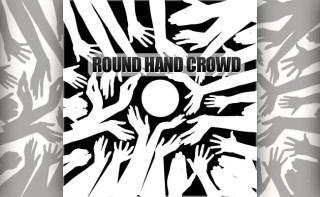 Round Hand Crowd Free Vector