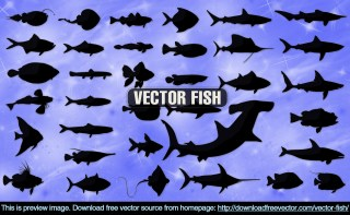 Fish Free Vector