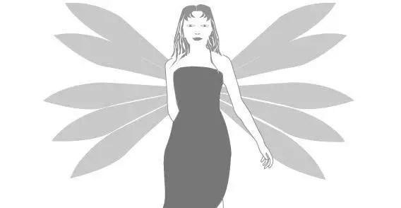 Fairy Free Vector Art