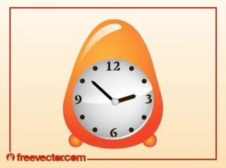Alarm Clock Free Vector