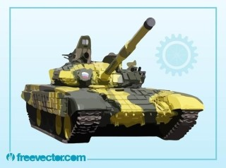 Army Tank Free Vector