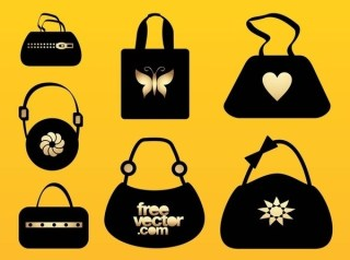 Bags Free Vector
