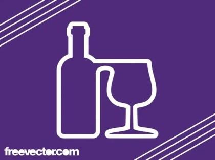 Bar Icon Free Vector