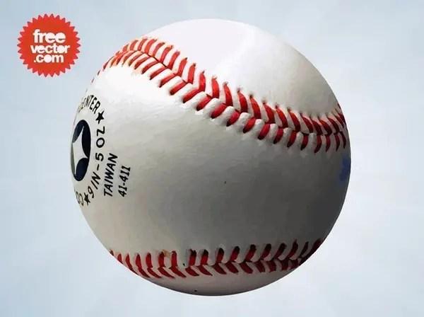 Baseball Image Free Vector