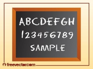 Blackboard Free Vector