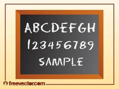Blackboard Free Vector