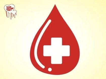 Blood Drop Free Vector