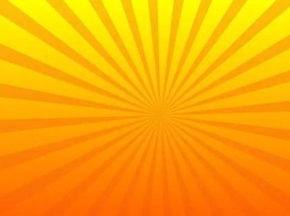 Bright Starburst Free Vector