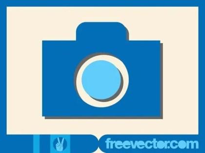 Camera Icon Free Vector