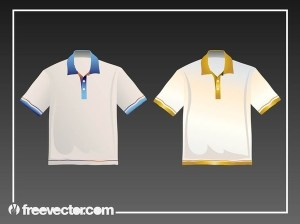 Casual Shirts Free Vector