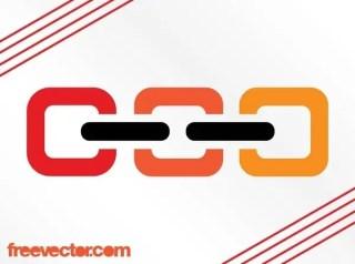 Chain Icon Free Vector