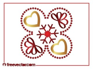 Christmas Icon Free Vector
