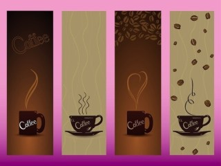 Coffee Cups Designs Free Vector