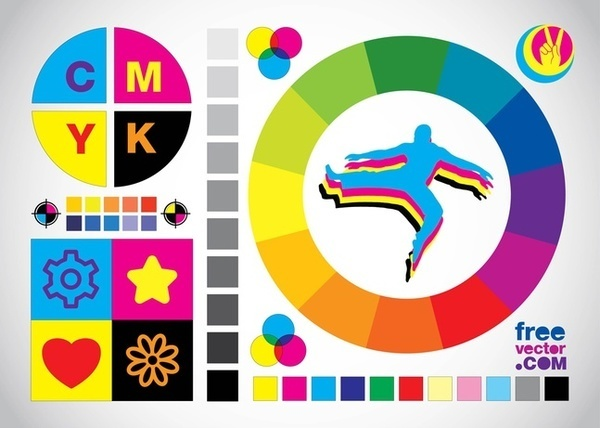Colors Free Vector