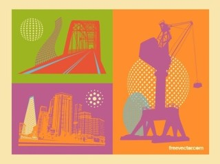 Construction Free Vector