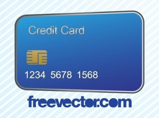 Credit Card Free Vector