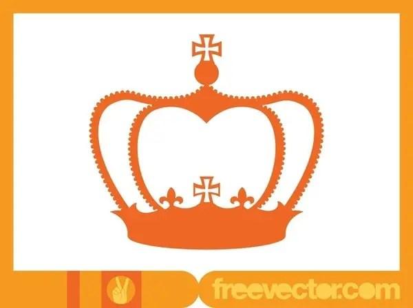 Crown Free Vector