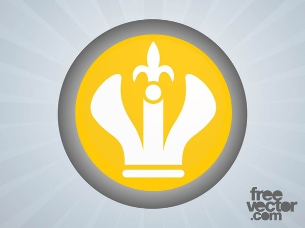 Crown Icon Free Vector