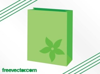 Eco Bag Free Vector