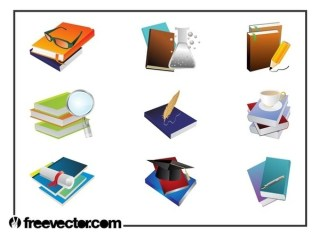 Education Layouts Free Vector
