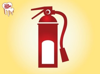 Fire Extinguisher Icon Free Vector