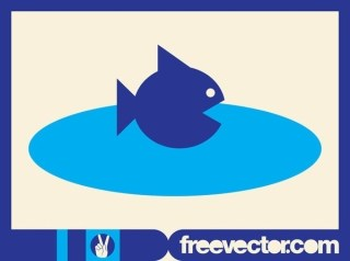 Fish Icon Designs Free Vector