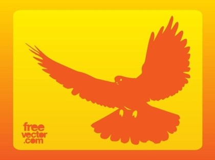 Flying Pigeon Free Vector
