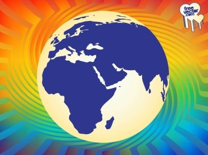 Free Globe Free Vector
