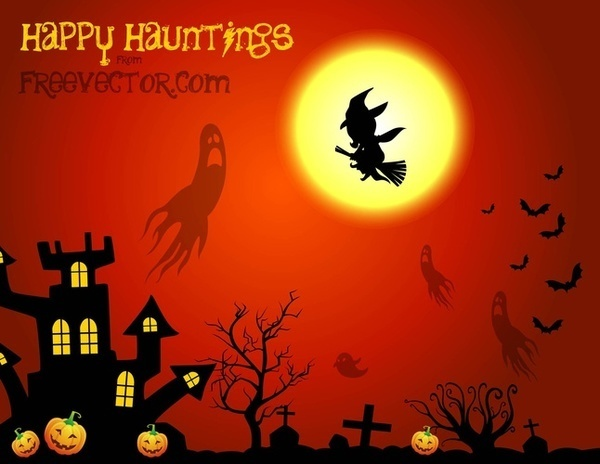 Free Halloween Free Vector