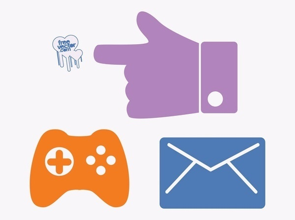 Free Pictogram Icons Free Vector