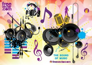 Free Sound Free Vector