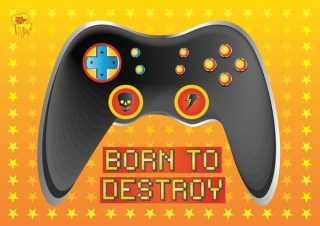 Game Console Free Vector