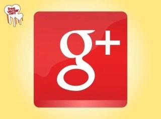Google Plus Icon Free Vector
