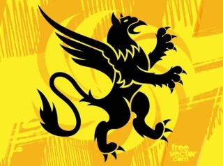 Griffin Free Vector