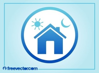 Home Icon Free Vector