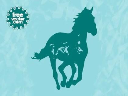 Horse Free Vector