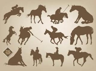 Horses s Free Vector