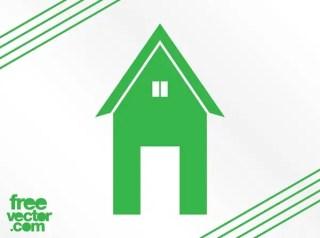 House Symbol Free Vector